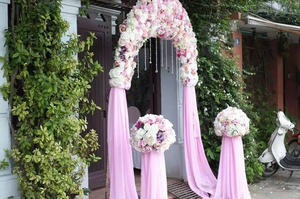 Tổ chức đám cưới tại nhà có ưu, nhược điểm gì?